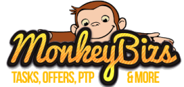 MonkeyBizs.com - Tons of High Paying Easy Tasks & Offers